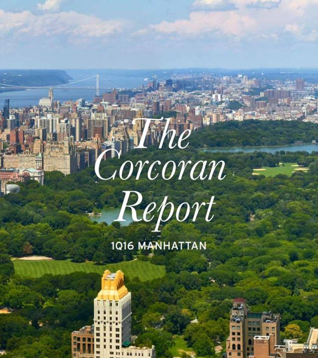 corcoran report 2016 first quarter