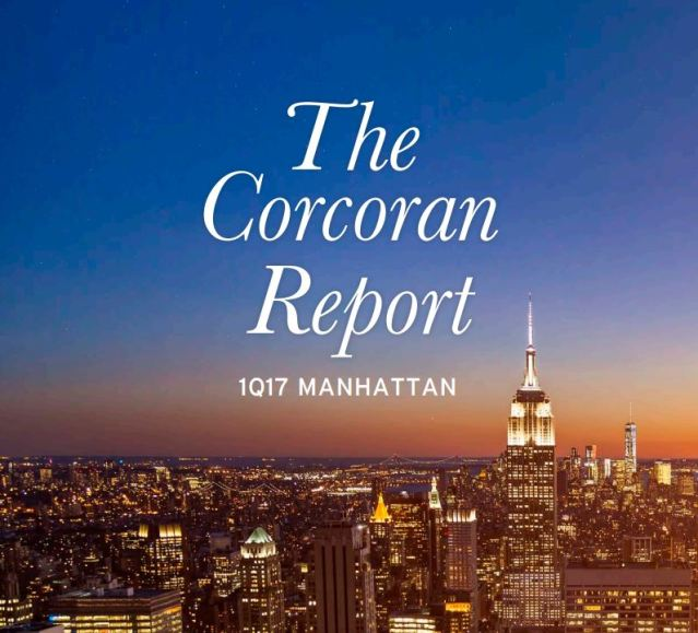 corcoran report 2017 first quarter